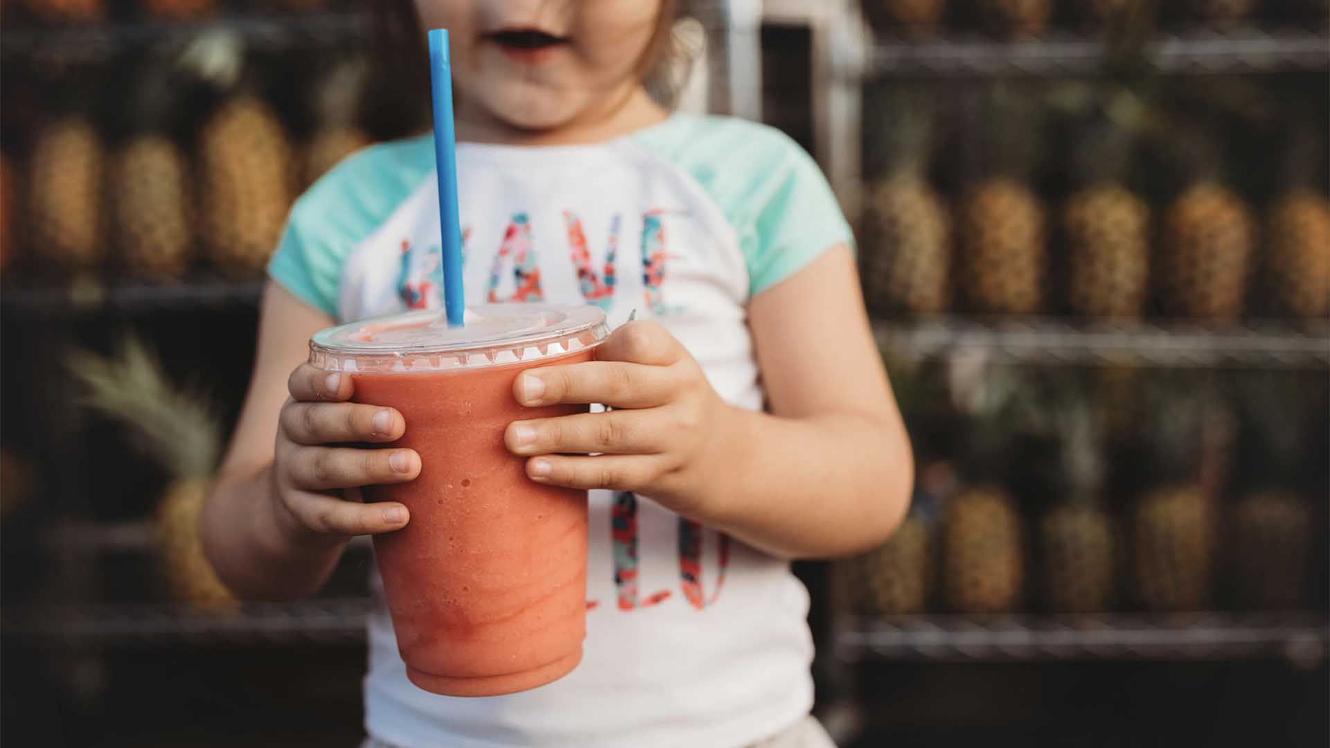 Anti-inflammatory Mango & Turmeric Smoothie